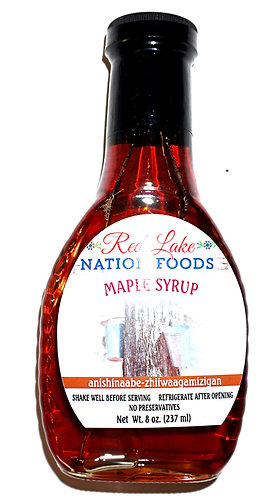 Maple Syrup Red Lake Nation Foods