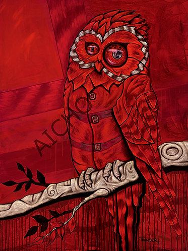 Red Owl - Jonathan Thunder
