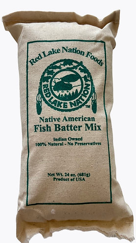 Fish Batter Mix by Red Lake Nation Foods