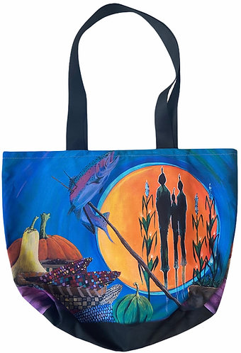 Nourishment of Life East West Bag - Christopher Sweet