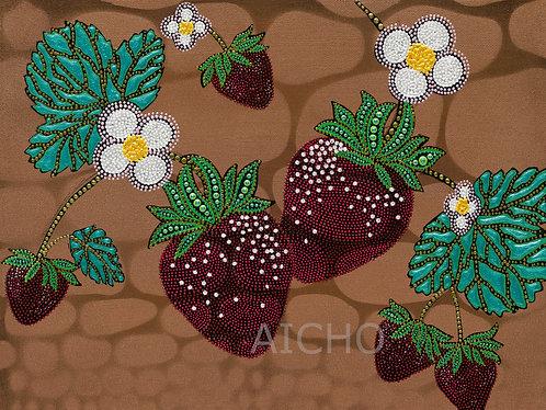 Strawberries - Leah Yellowbird