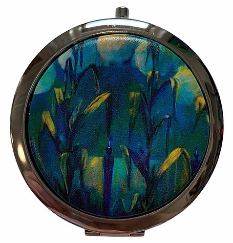 Three Sisters Compact Mirror - Christopher Sweet