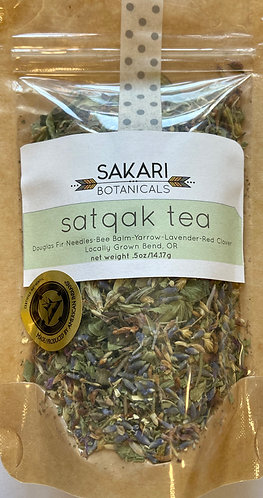 Satqak Tea Sakari Botanicals