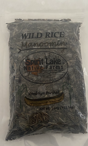 Native Wild Rice by Spirit Lake Native Farm