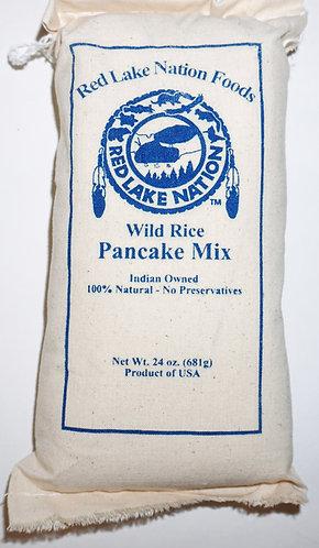 Wild Rice Pancake Mix Red Lake Nation Foods