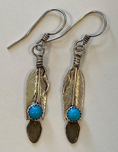 Earrings 26 - Sterling Silver