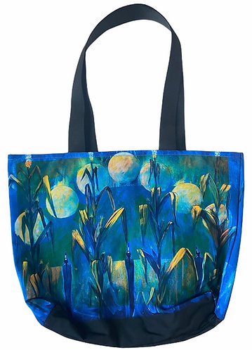 Three Sisters East West Tote bag - Christopher Sweet
