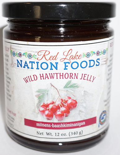 Hawthorn Jelly Red Lake Nation Foods