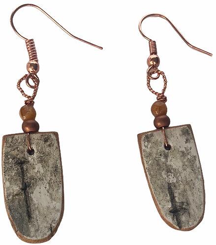 Birchbark Earrings 15