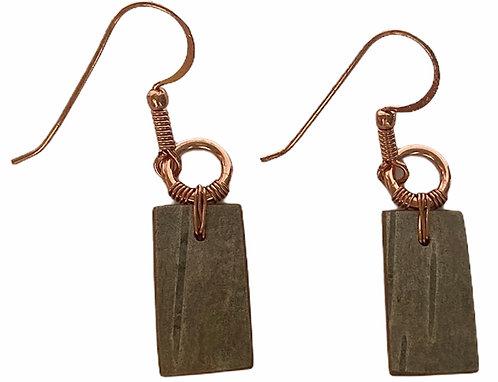 Birchbark Earrings 32