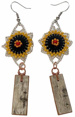 Birchbark Earrings 23
