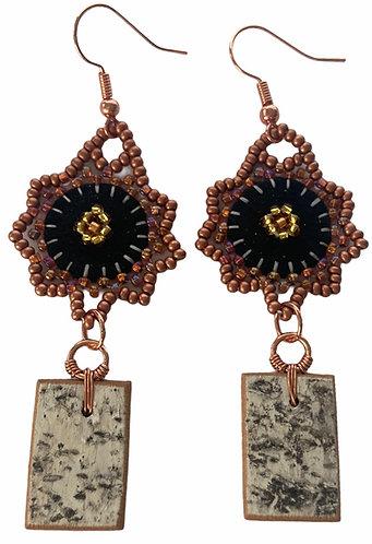 Birchbark Earrings 20