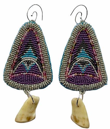 Leah Yellowbird Earrings 14