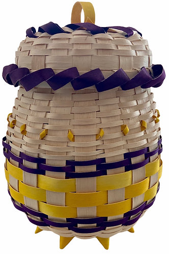 Black Ash Basket 5