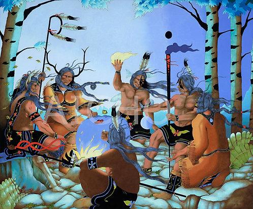 Earth Hunters - Rabbett Strickland