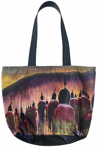 Gathering of Sisters East West Bag - Christopher Sweet