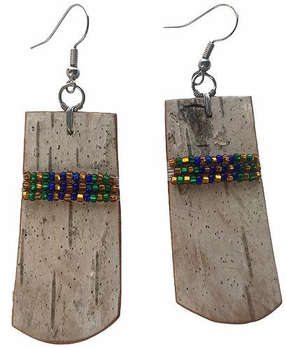 Birchbark Earrings 5