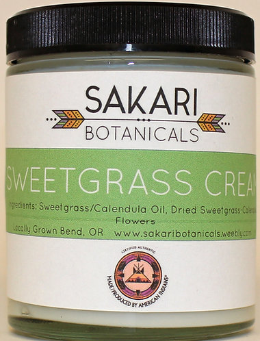 Sweet Grass Cream