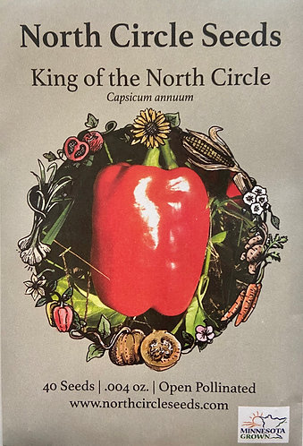 Red Pepper - King of the North Circle
