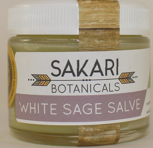 White Sage Salve