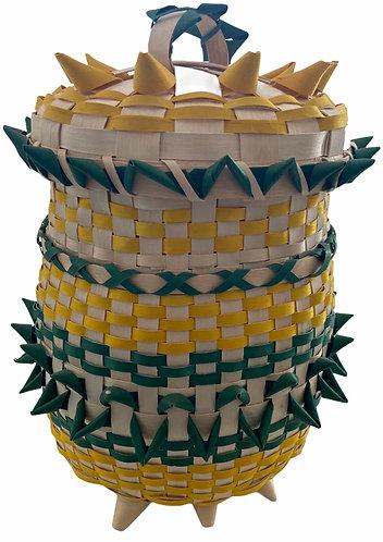 Black Ash Basket 6