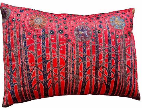 All my Relations Pillow (Small) - Leah Yellowbird