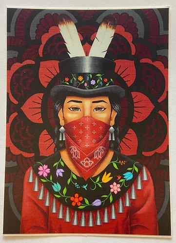 Mural Sticker