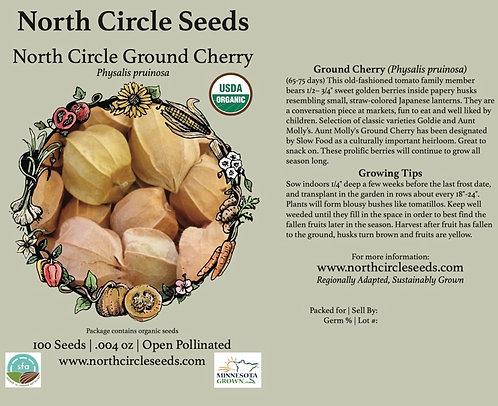 North Circle Ground Cherry