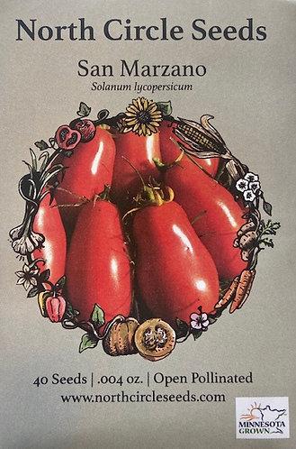 San Marzano - Solanum lycopersicum