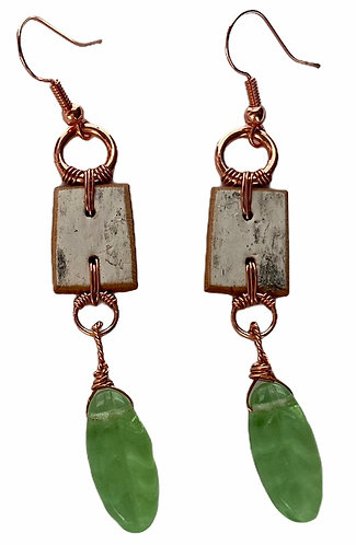 Birchbark Earrings 11