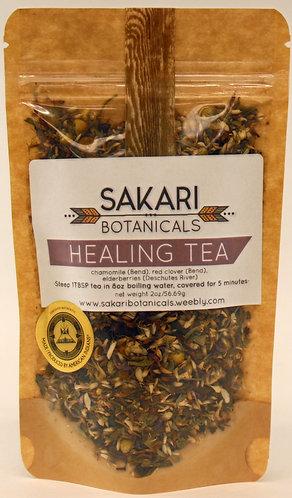 Healing Tea Sakari Botanicals