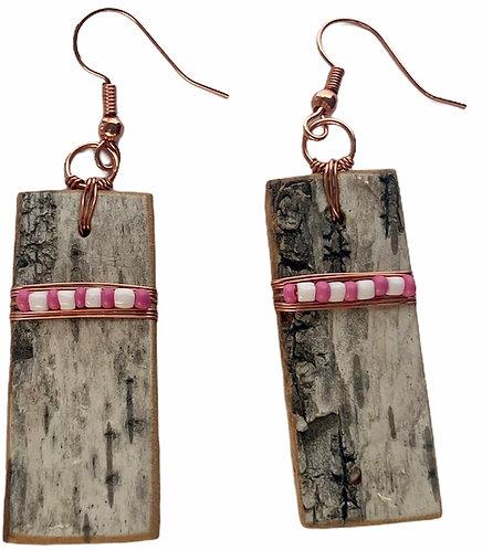Birchbark Earrings 17