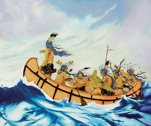 Voyage to the New World - Rabbett Strickland