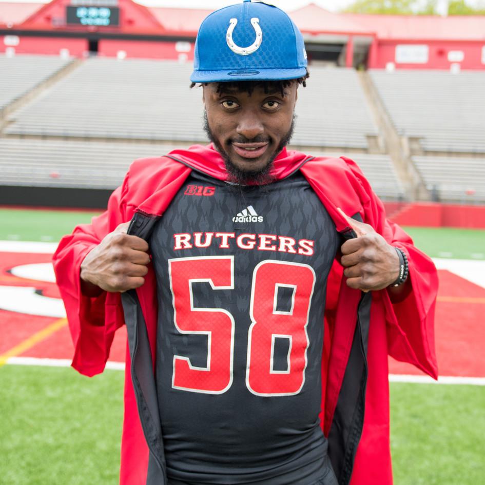 Bye Rutgers..Hello NFL