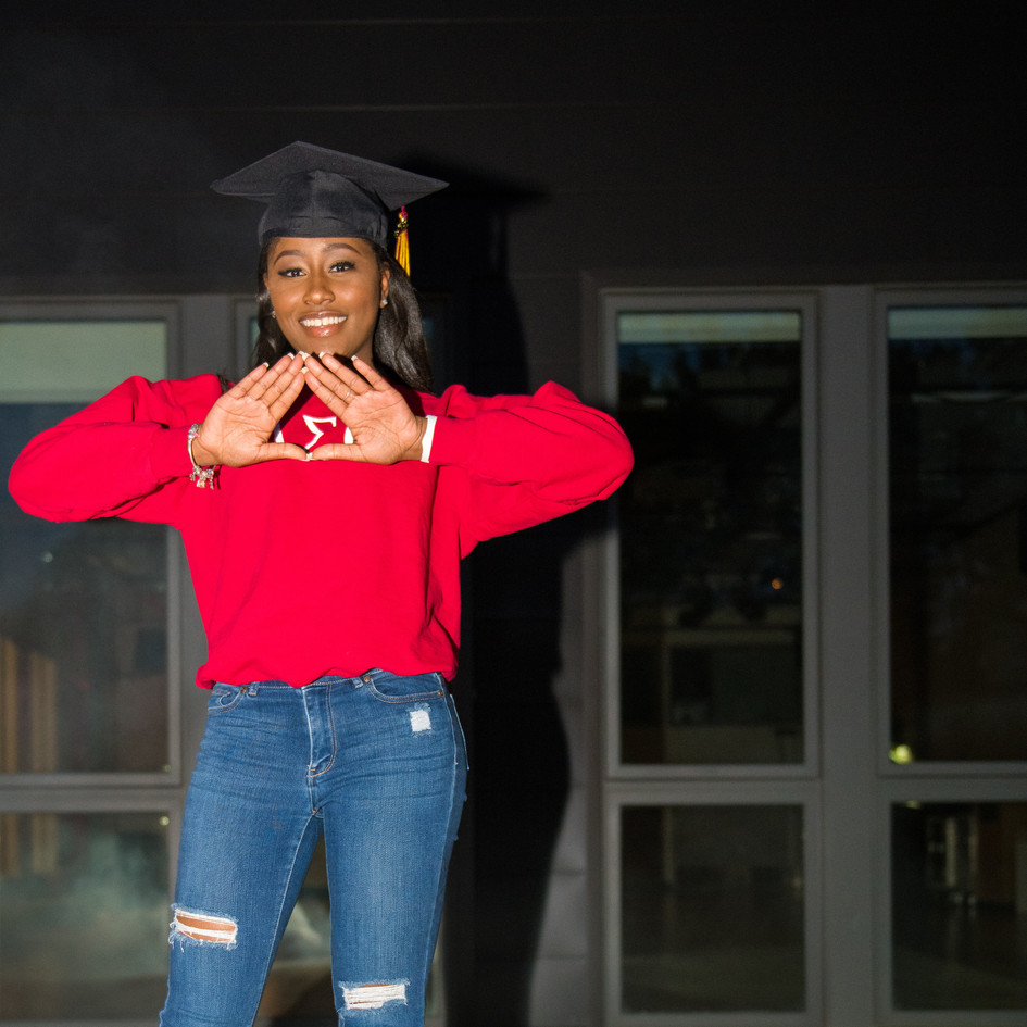 Brionna's Graduation
