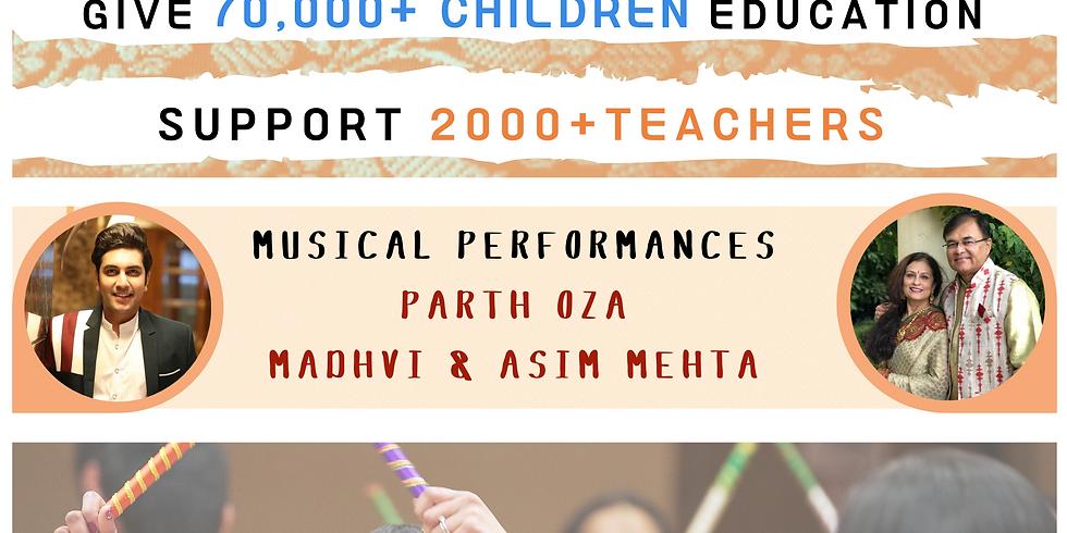 Care for Children presents Dandiya