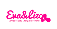 EvaetLiza_babysitting_logo