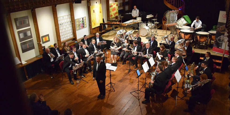 Solo appearance with Brassband Limburg