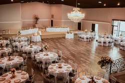 Ballroom view form the top