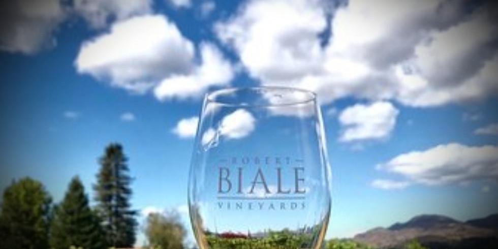 Robert Biale Wine Dinner