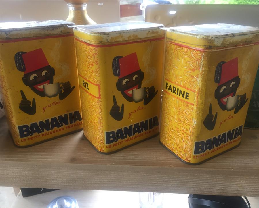 BOITE BANANNIA