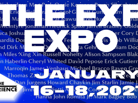 Appearance: The EXP Expo