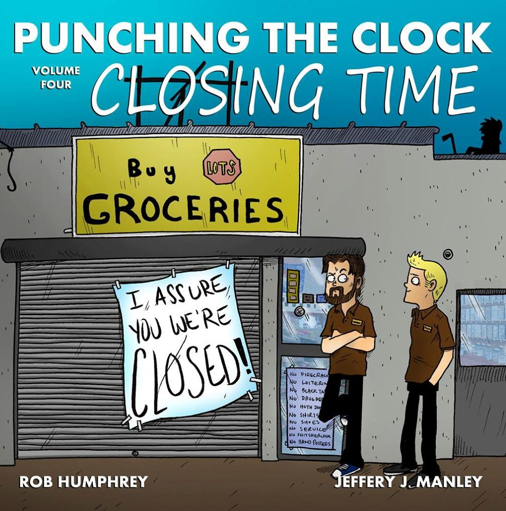 Punching the Clock Volume 4