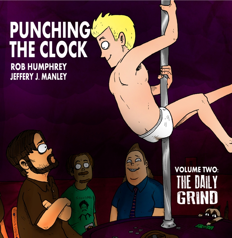 Punching the Clock Volume 2