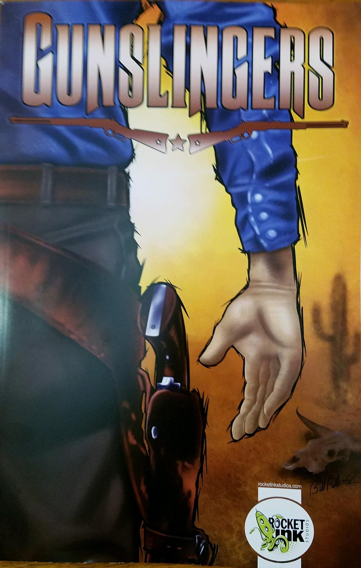 Gunslingers Volume 1