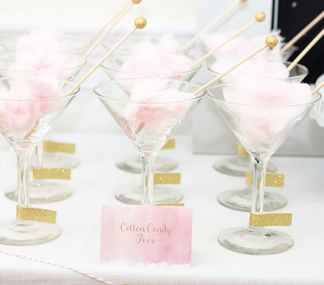 Candyfloss Wedding & Party Fizz | Chocolate Falls