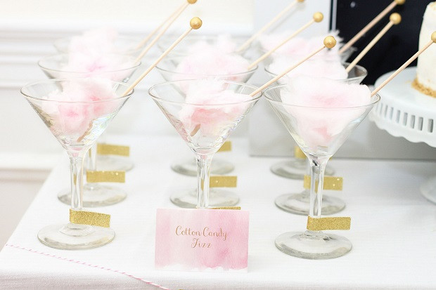 Candyfloss Wedding & Party Fizz   Chocolate Falls