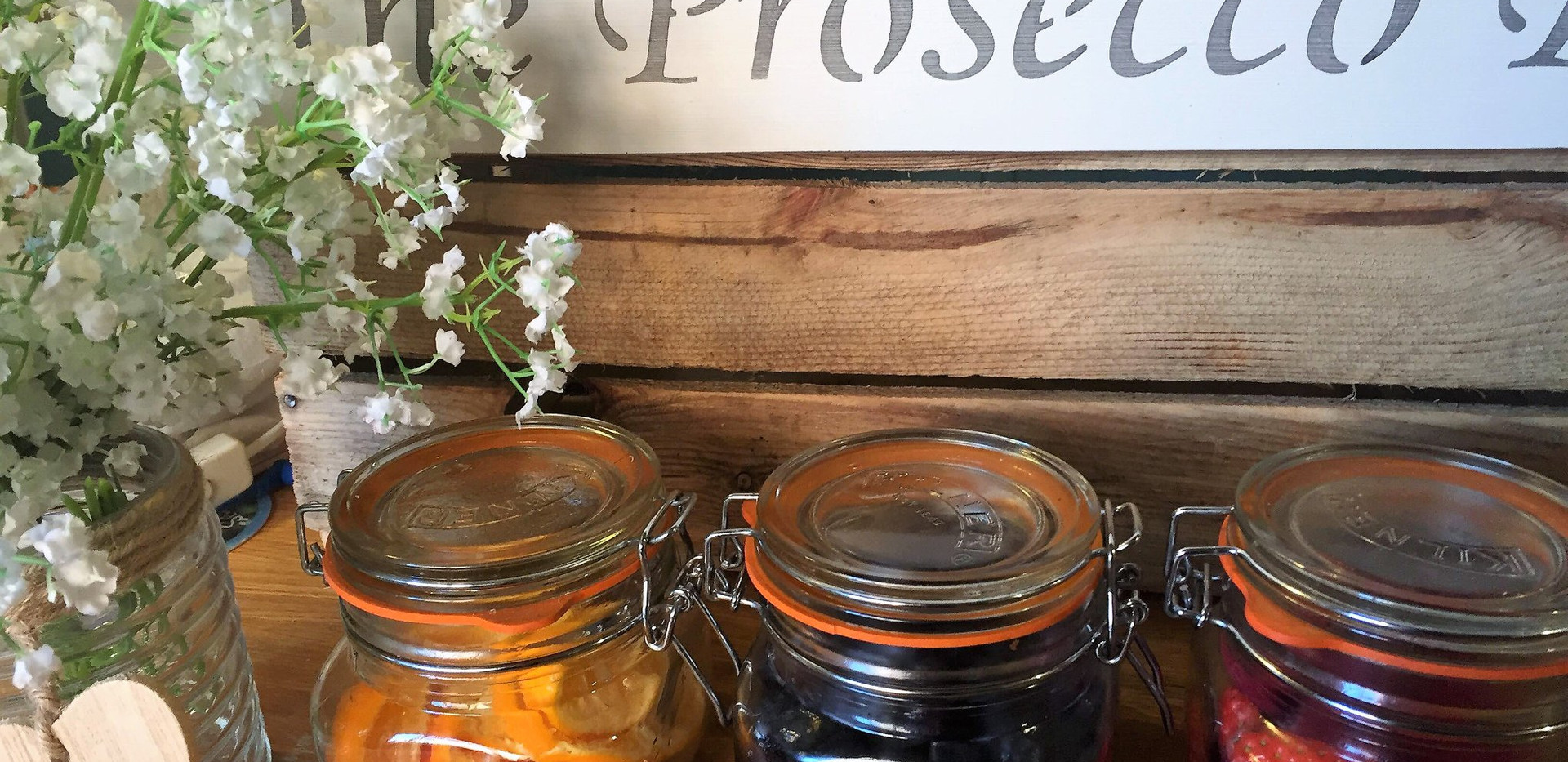 Prosecco Fillers Bar | Chocolate Falls