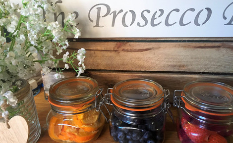 Prosecco Fillers Bar | Chocolate Falls