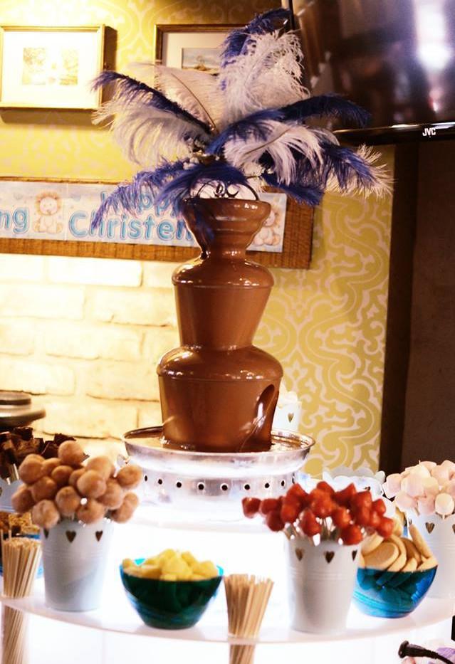 Small Chocolate Fountain | Chocolate Falls